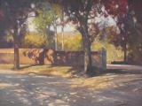 Errol Boyley -  Cape Avenue - Oil on canvas -60x90cm